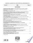 Revista Mexicana de Ciencias Geológicas