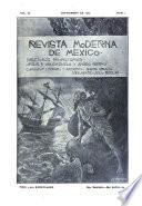Revista moderna de México