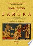 Romancero de Zamora