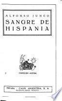 Sangre de Hispania