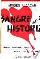 Sangre en la historia