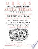 Santa Obras de la Gloriosa madre Santa Teresa de Jesus, 1
