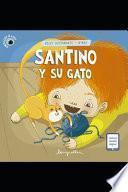 Santino y su gato
