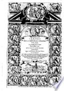 Santos de la imperial ciudad de Toledo, y su arçobispado : excelencias que goça su Santa Iglesia, fiestas que celebra su ilustre clero...