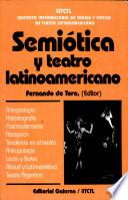 Semiótica y teatro latinoamericano