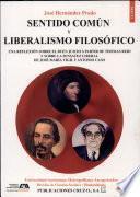 Sentido común y liberalismo filosofico