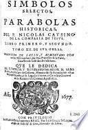 Simbolos selectos y parabolas historicas