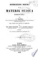 Sistematización práctica de la materia médica