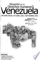 Situación de los derechos humanos en Venezuela