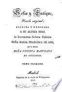Sofia y Enrique, novela original