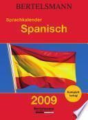 Sprachkalender Spanisch 2009