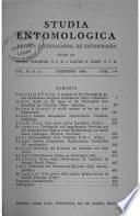 Studia Entomologica