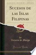 Sucesos de las Islas Filipinas