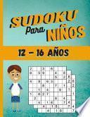 Sudoku para niños 12-16 Años