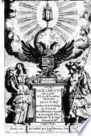 Sumo sacramento de la fe. Tesoro del nombre christiano, etc