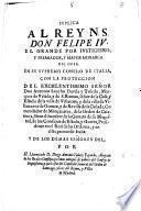 "Suplica al Rey ... Don Felipe IV., etc. [for employment in the royal Service. Followed by a paper ""en repeticion de sus suplicas."""