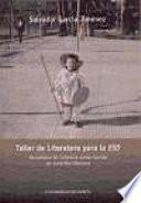 Taller de literatura para la ESO