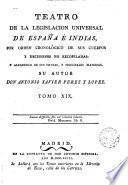 Teatro de la Legislacion Universal de España e Indias..., 19