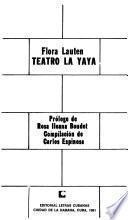 Teatro la yaya