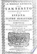 Teatro Monastico De La Provincia Cartaginense