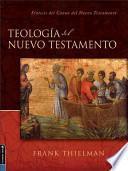 Teologia del Nuevo Testamento
