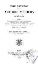 Tesoro de escritores místicos españoles