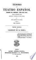 Tesoro del teatro español
