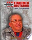 Testimonio de un dictador