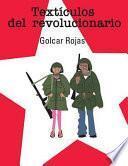Textculos del revolucionario / Caricature of the revolutionary