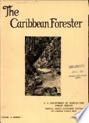The Caribbean Forester