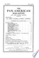 The Pan-American Magazine