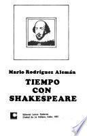 Tiempo con Shakespeare