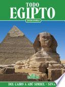 Todo Egipto. Del Cairo a Abú Simbel y el Sinai
