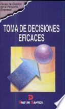 Toma de decisiones eficaces