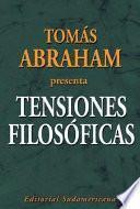 Tomás Abraham presenta Tensiones filosóficas