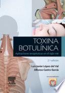 Toxina botulínica: Aplicaciones terapéuticas en el siglo XXI