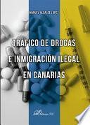Tráfico de drogas e inmigración ilegal en Canarias