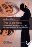 Tras la biología