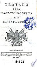 Tratado de la tactica moderna para la infanteria