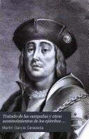 Tratado de las campañas y otros acontecimientos de los ejércitos del Emperador Carlos V en Italia, Francia, Austria, Berbería y Grecia desde 1521 hasta 1545
