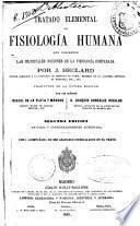 Tratado elemental de Fisiologia humana que comprende las principales nociones de la Fisiologia comparada