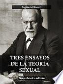 Tres ensayos de la teoría sexual