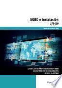 UF1469 - SGBD e instalación