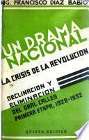 Un drama nacional