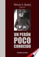 Un Perón poco conocido