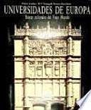 Universidades de Europa