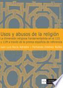 Usos y abusos de la religión