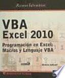 VBA Excel 2010