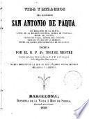 Vida y milagros del Glorioso San Antonio de Padua