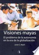 Visiones mayas
